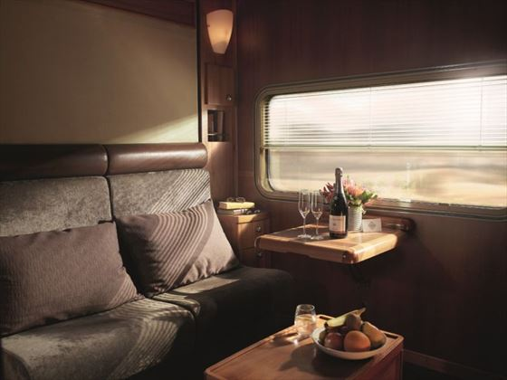 Platinum Service Cabin - The Ghan