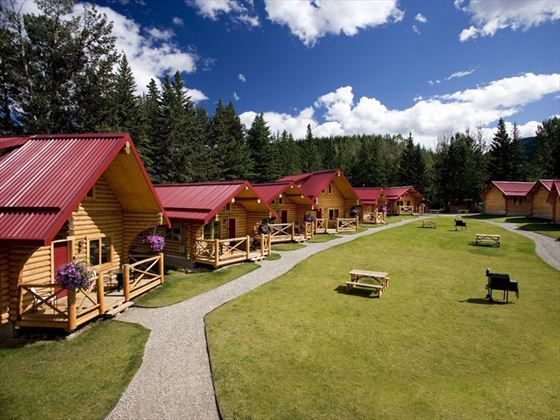Pocahontas Cabins, Jasper