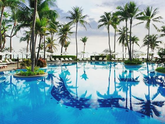 Pool at Centara Grand Beach Resort & Villas, Hua Hin