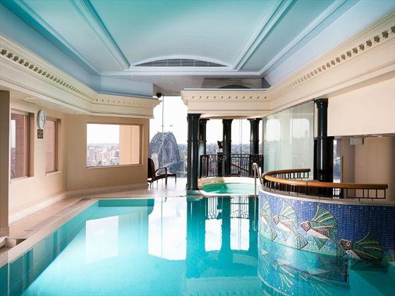 Pool at Quay West Suites Sydney