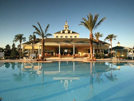 Seven Eagles Pool at Reunion Resort & Club