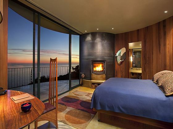 Post Ranch Inn Bedroom