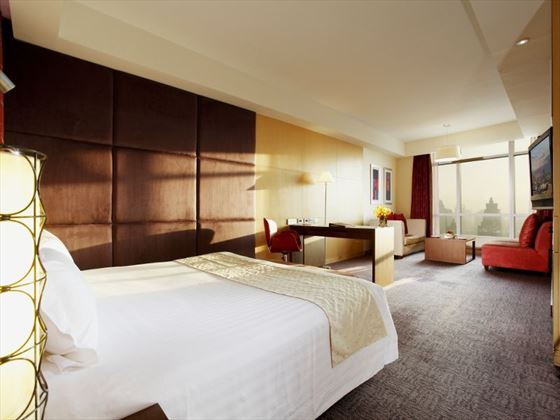 Premium World Room at Centara Grand at CentralWorld