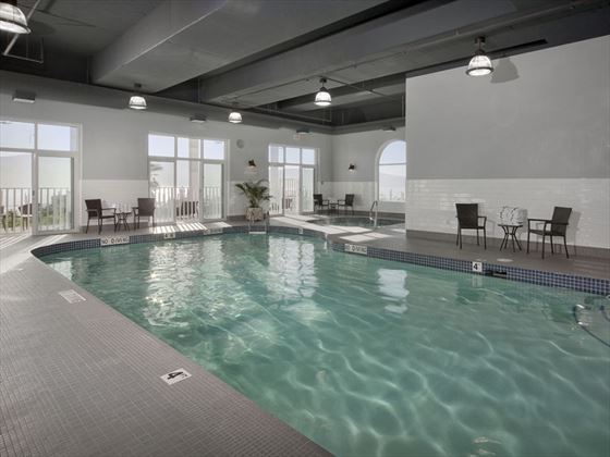 Prestige Oceanfront Resort indoor pool