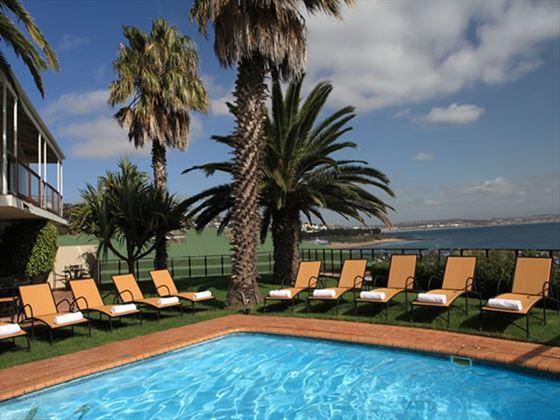 Protea Hotel Mossel Bay pool