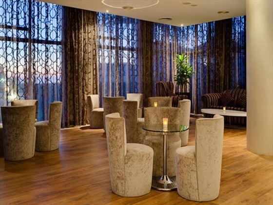 Protea Hotel President sitting area
