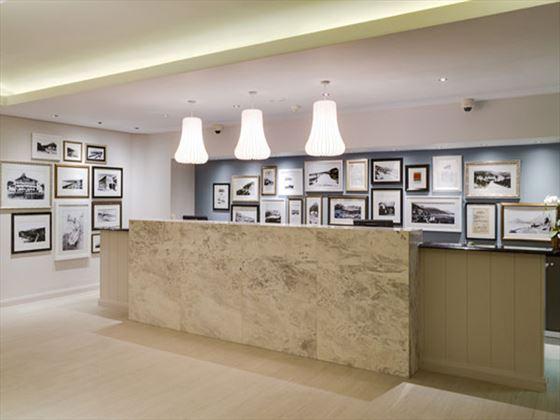 Protea Hotel Sea Point lobby