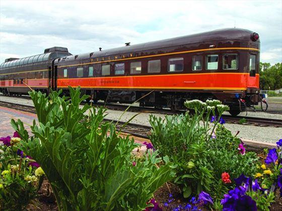Pullman Rail Journey