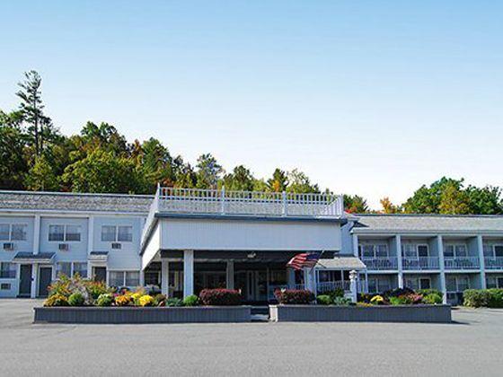 Quality Inn Bar Harbor Exterior
