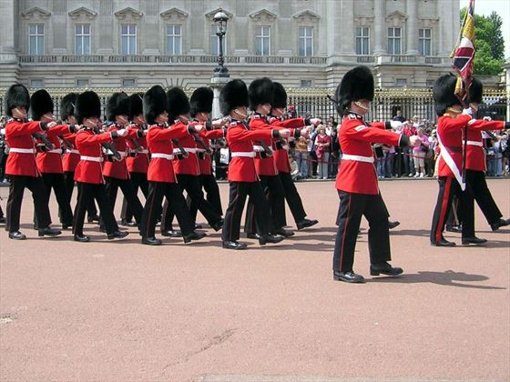 Queens Guard London