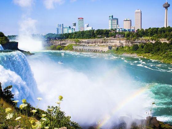 Self Drive New England Niagara Falls Boston Massachusetts