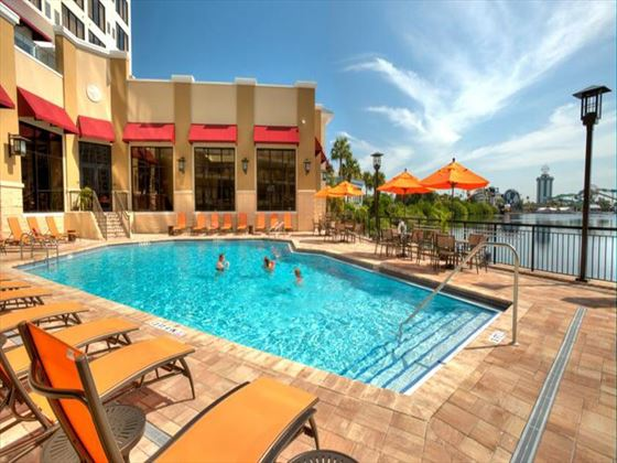 Ramada Plaza Resort Pool