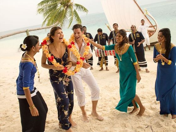 Conrad Maldives Rangali Island blessings
