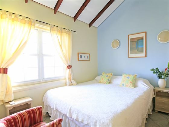 Main house double bedroom