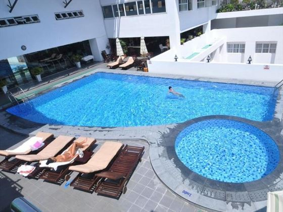 Rex Hotel Saigon Saigon Book Now With Tropical Sky