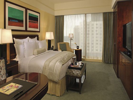 The Ritz-Carlton Deluxe Room