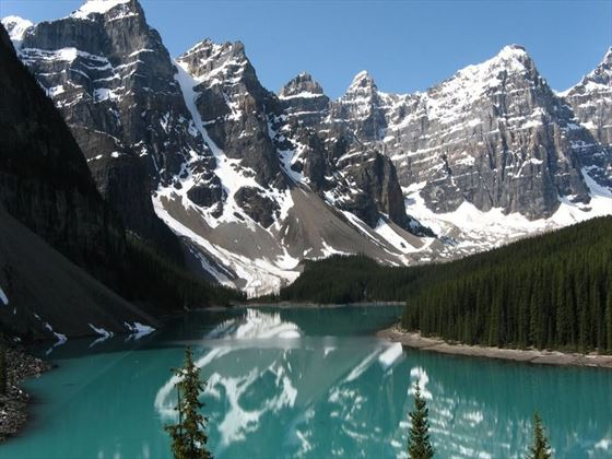 The Spectacular Rocky Mountains