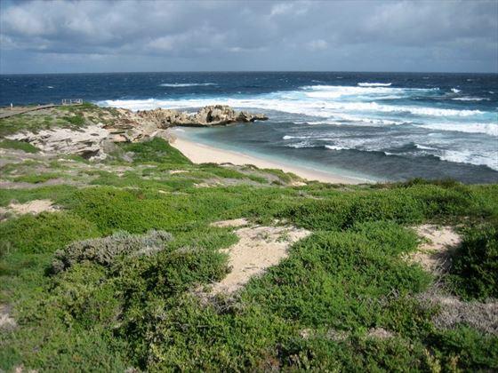 Rottnest Island dunes