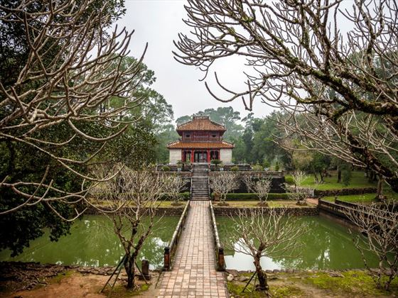 Royal Tomb in Hue