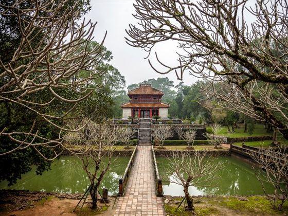 Royal Tomb in Hue