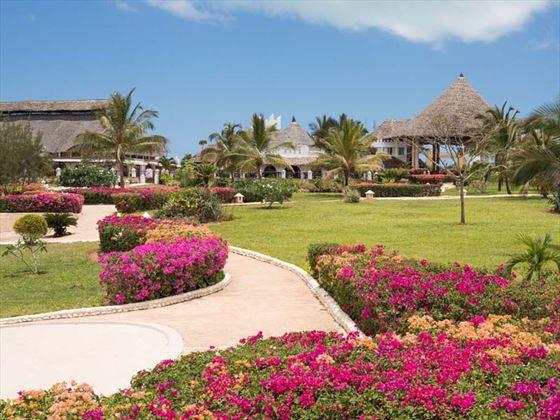 Royal Zanzibar Beach gardens