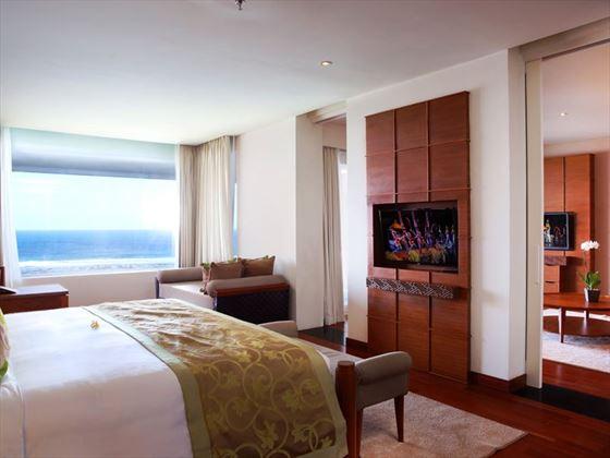 Ocean Front Samabe Suite at Samabe Bali Suites & Villas