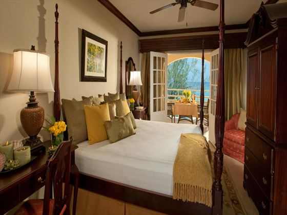 Sandals Inn Luxe Oceanview Room