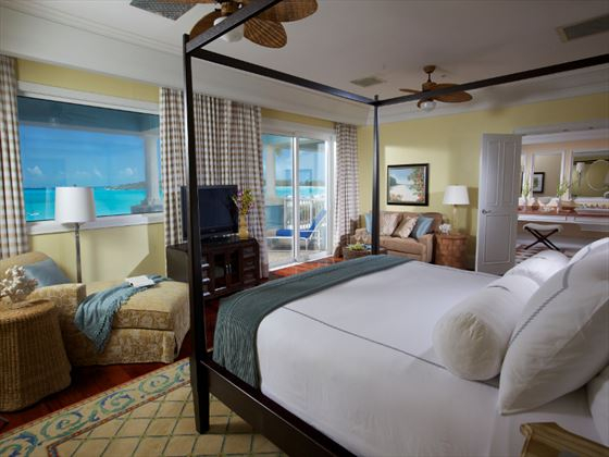 Sandals Emerald Bay Beachfront Suite with private pool
