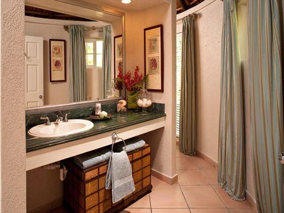 Sandals Grande Antigua Resort & Spa Luxury Beachfront bathroom