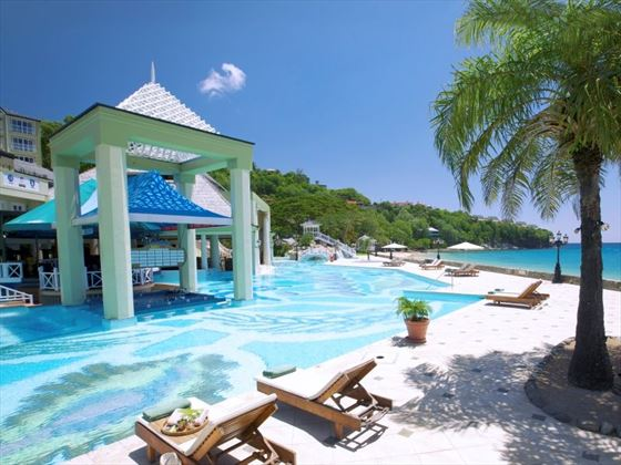 Sandals Regency La Toc Golf Resort Amp Spa St Lucia Book