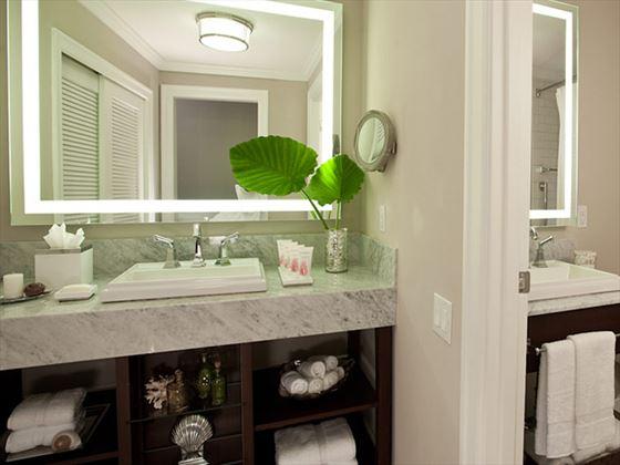 Sandals Royal Bahamian Spa Resort Kensington Luxury bathroom