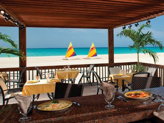 Sandpiper bar at Divi Village All Inclusive Villas