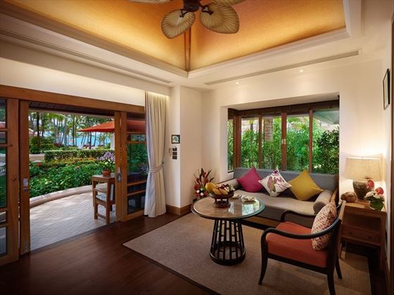 Santiburi Beach Resort, Grand Deluxe Garden Villa