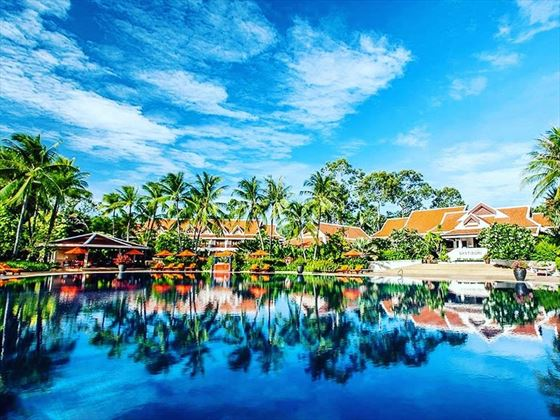 Santiburi Beach Resort & Spa, Koh Samui