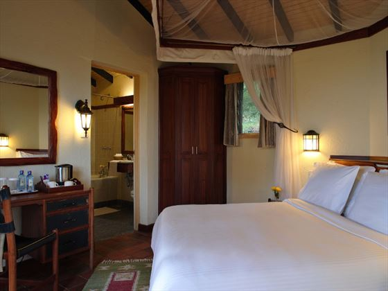 Sarova Lion Hill Lodge standard room