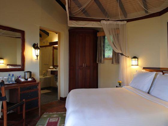 Sarova Lion Hill Lodge standard room