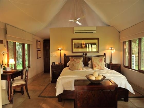 Savanna Lodge bedroom
