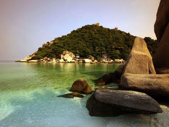 Scenery of Koh Tao
