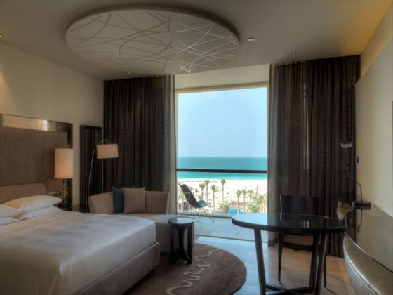 Park Hyatt Abu Dhabi Sea view Room
