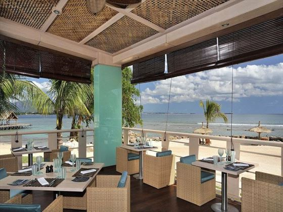 Segala restaurant at Intercontinental Mauritius