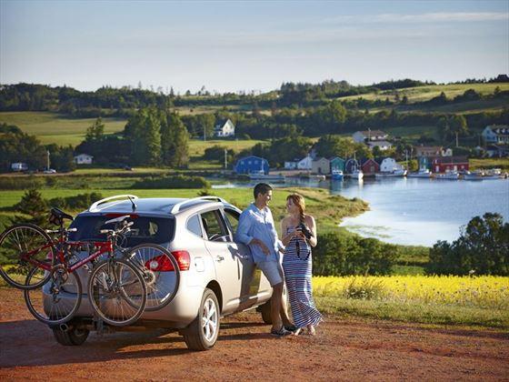 Self-driving in Prince Edward Island