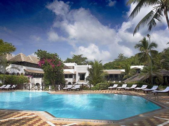 Serena Beach Resort main pool