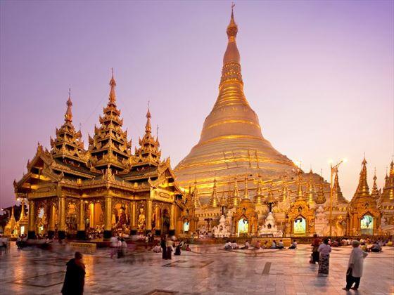 Scwedagon Pagoda