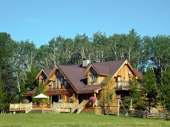Siwash Lake Wilderness Resort, Ranch House