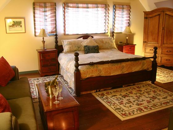 Siwash Lake Wilderness Resort, The Siwash Suite