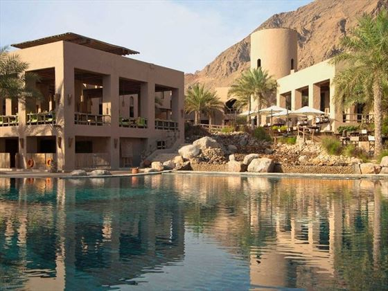 Six Senses Zighy Bay exterior