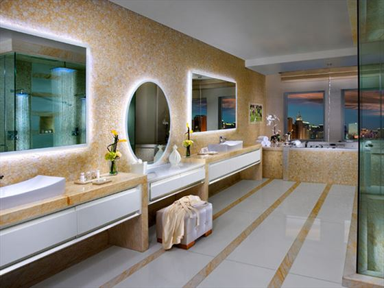 Sky Villa Bathroom