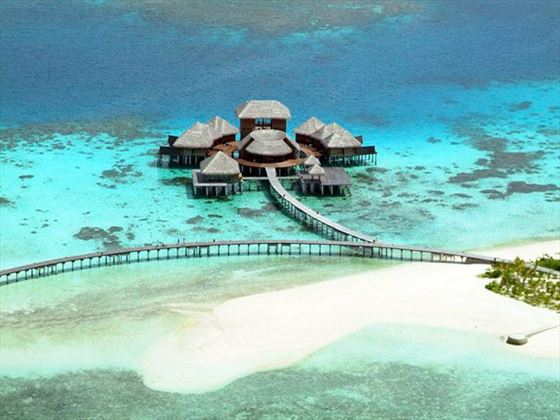 he Coco Spa at Coco Palm Bodu Hithi