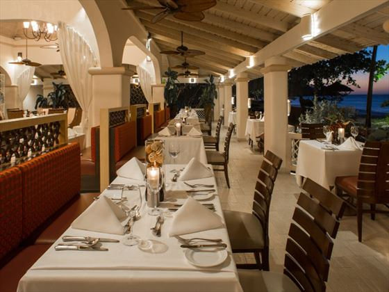 Oliver's Restaurant at Spice Island