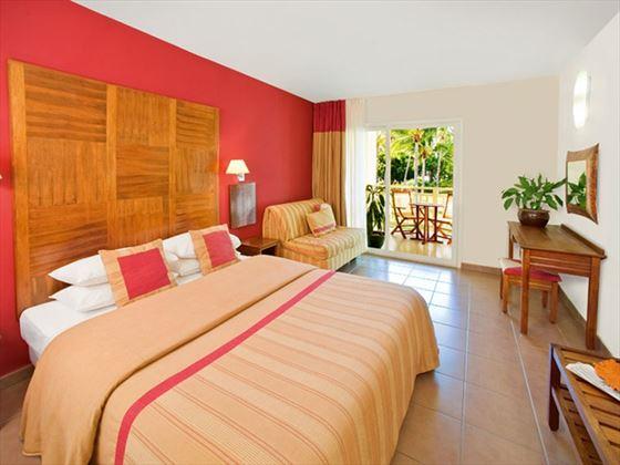 Standard room at Le Recif - St Gilles Les Bains